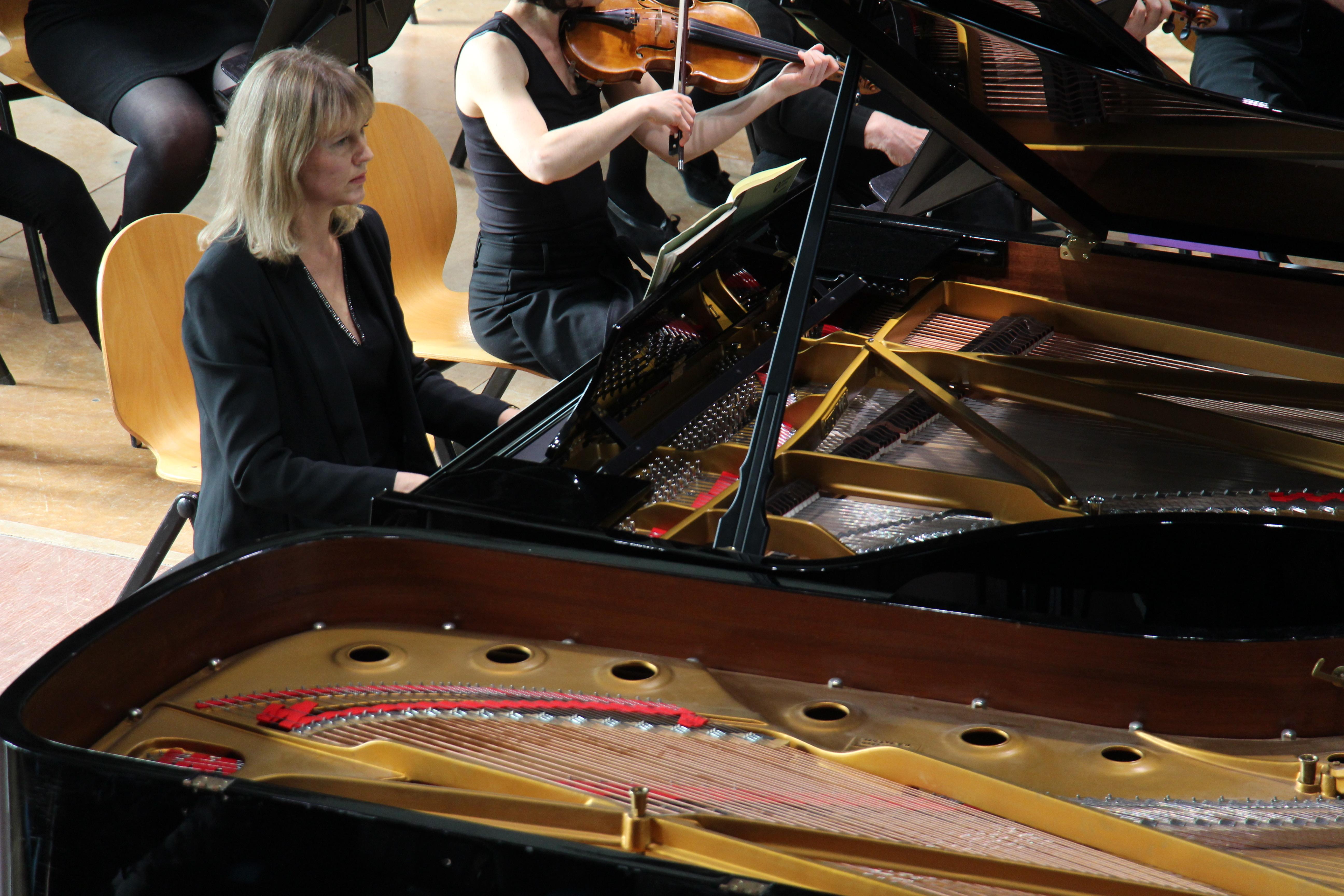 GAM piano éclats